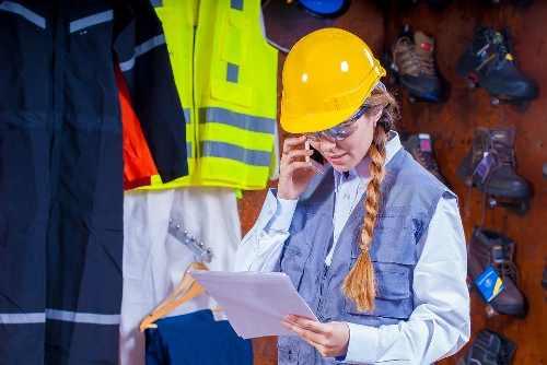 EPI's na indústria: o que são e quais benefícios oferecem?